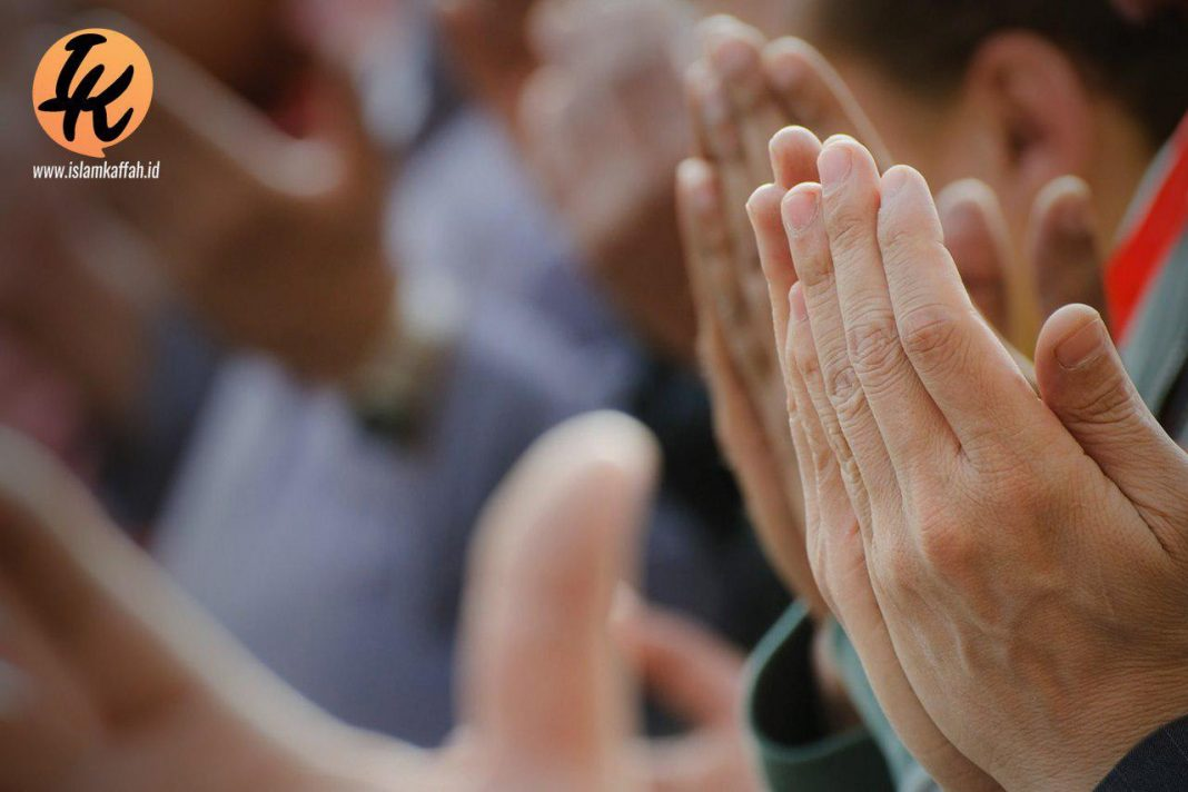 adab berdoa