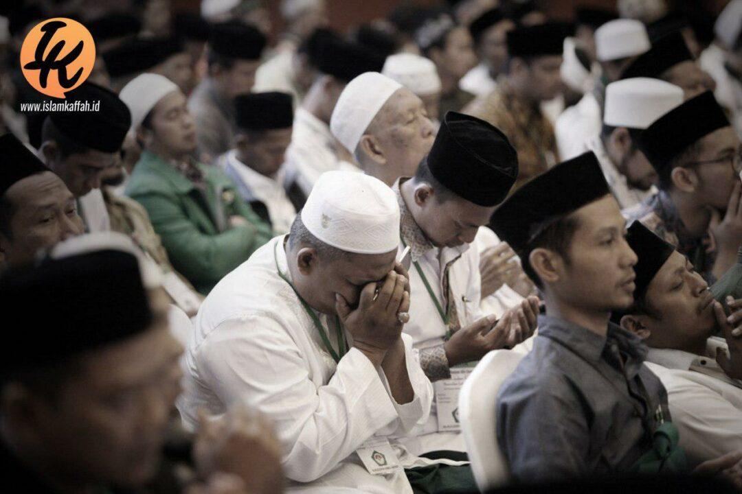 doa secara berjamaah