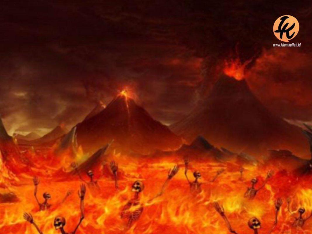 bahaya lisan ke neraka