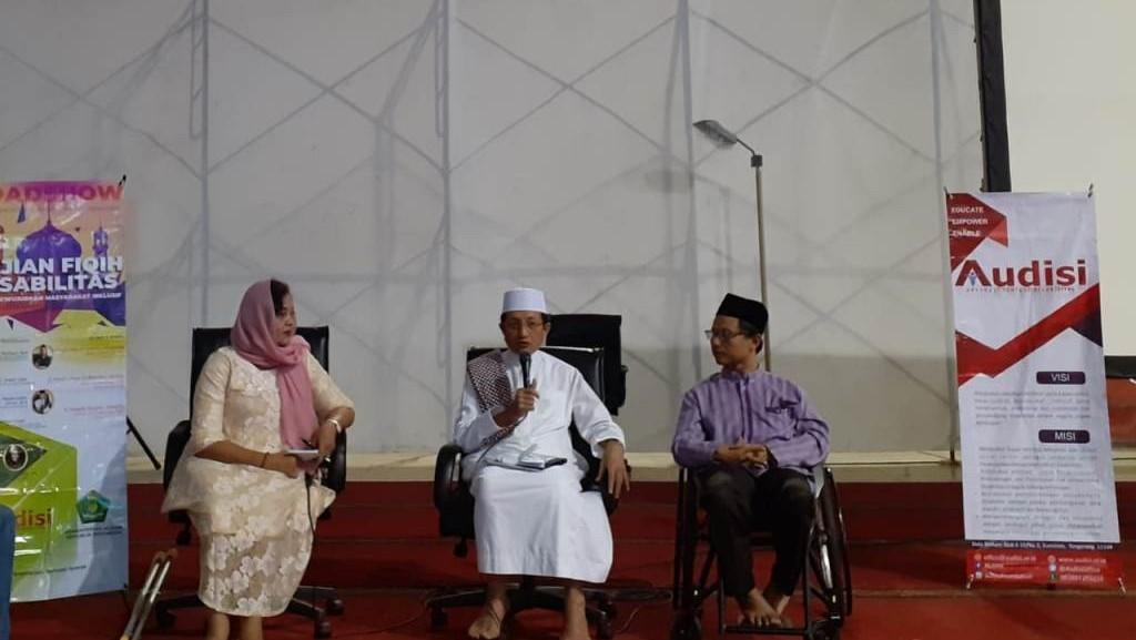 masjid istiqlal ramah disabilitas