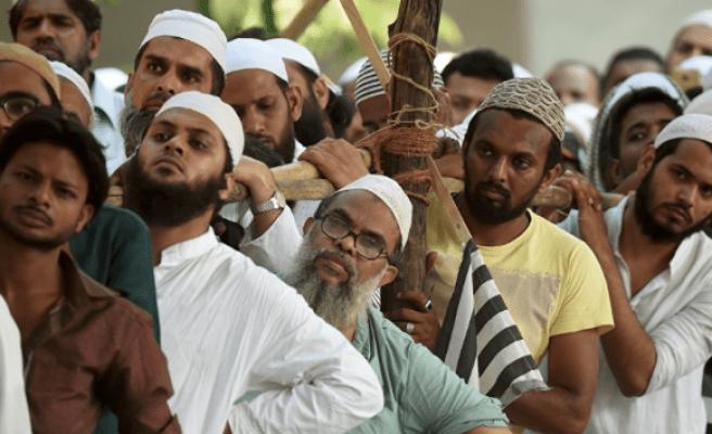 muslim india terancam