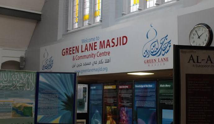 greenland mosque