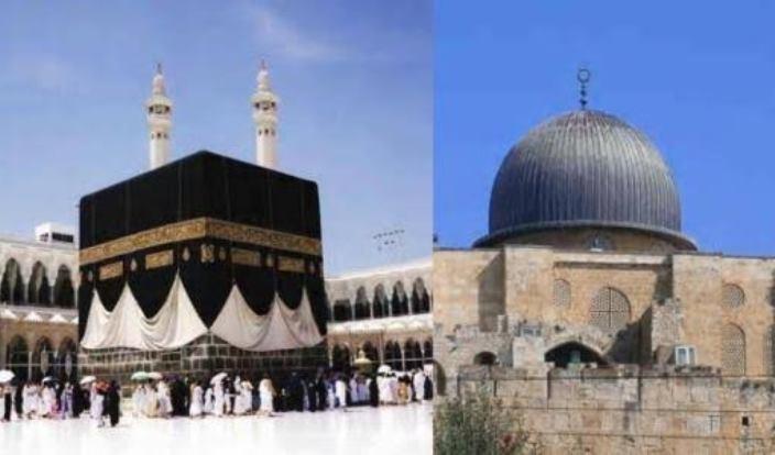 Kabah Masjid al Aqsha