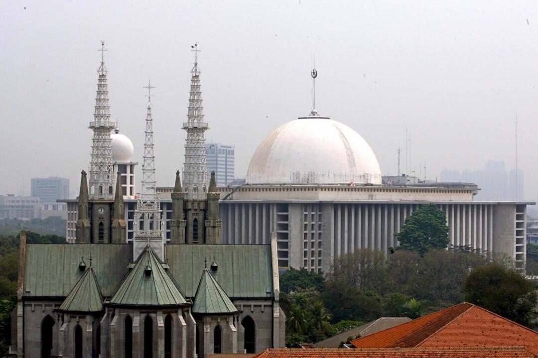 istiqlal katedral 1