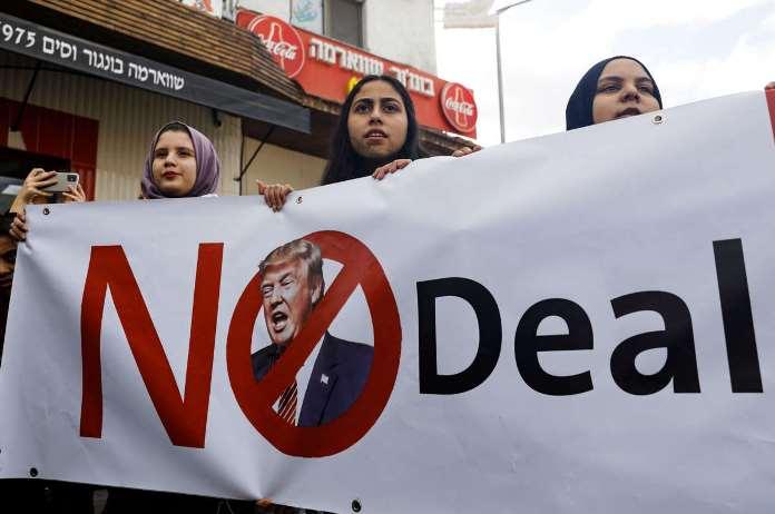 palestina israel no deal