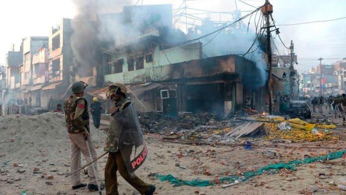 India Muslim dan Hindu clash