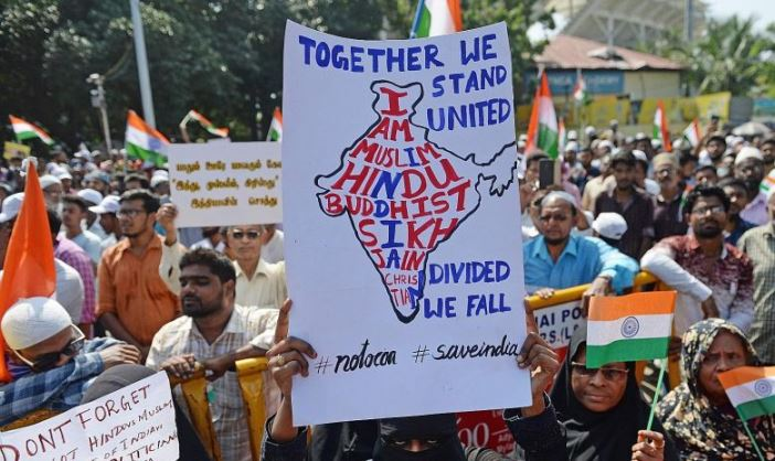 India bersatu