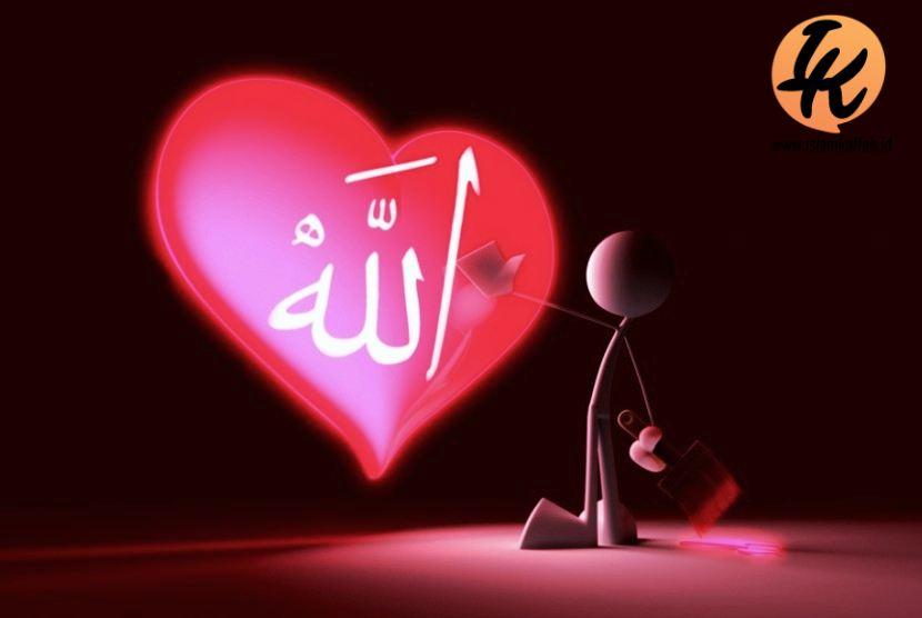 cinta kepada Allah