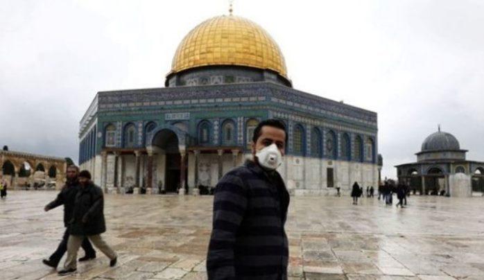 Masjid Al Aqsa Corona