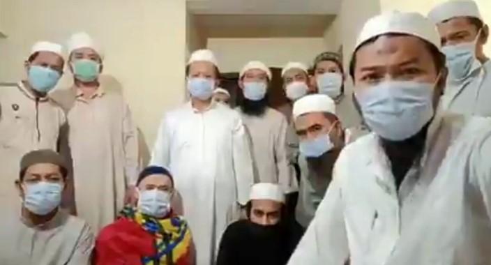 WNI Jamaah Tabligh
