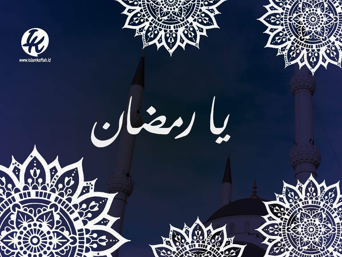 ramadhan kali ini