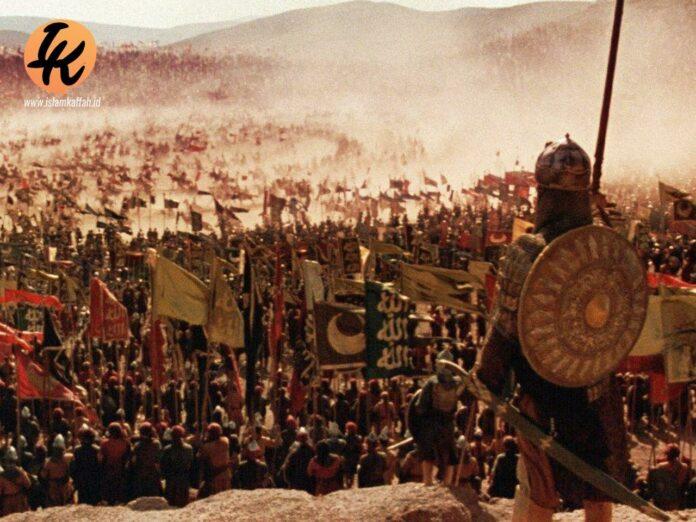 peperangan rasulullah