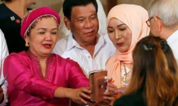 Duterte Idul Fitri