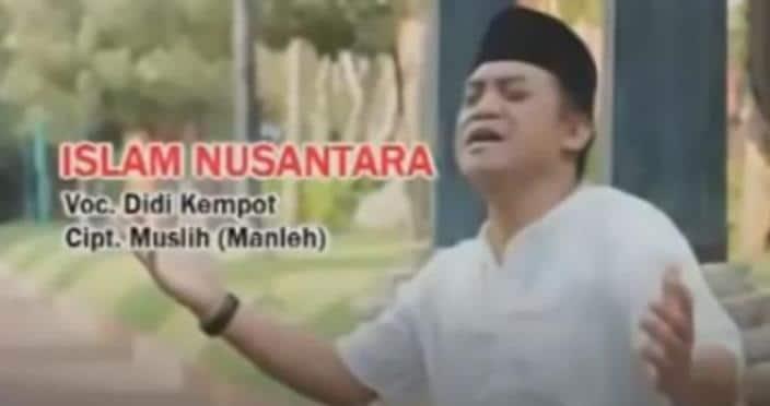 Didi Kempot Islam Nusantara