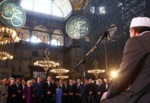 Erdogan Hagia Sophia