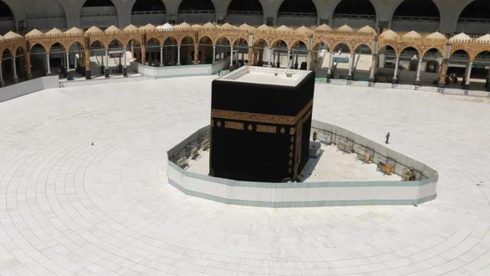 Masjidil Haram corona