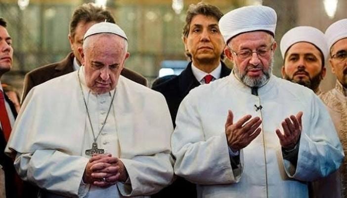 Paus Dan Syekh Al Azhar