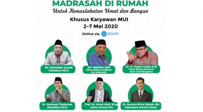 Pesantren Ramadhan Mui Online