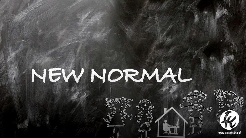 Ibadah Di Era New Normal
