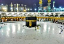 Masjidil Haram Corona 2