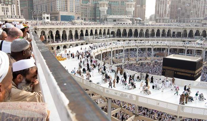 Jamaah Haji Afsel