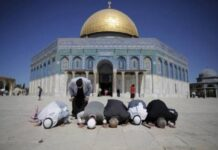 Masjid Al Aqsa Dibuka Kembali