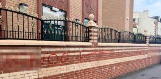 Masjid Di Inggris Vandalisme Kkk