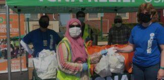 Muslim Charity Corona