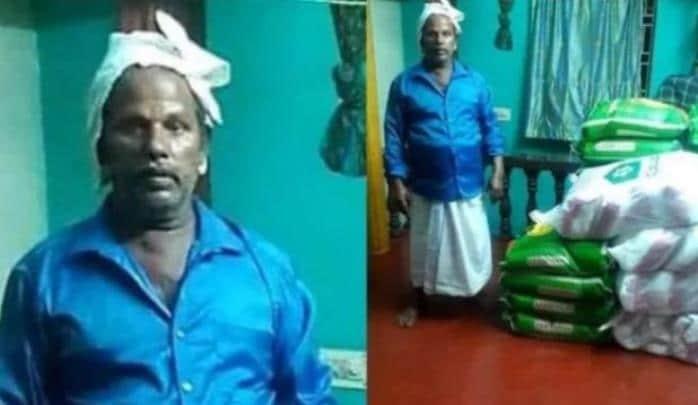Petani India Sumbangkan Uang Haji Untuk Corona