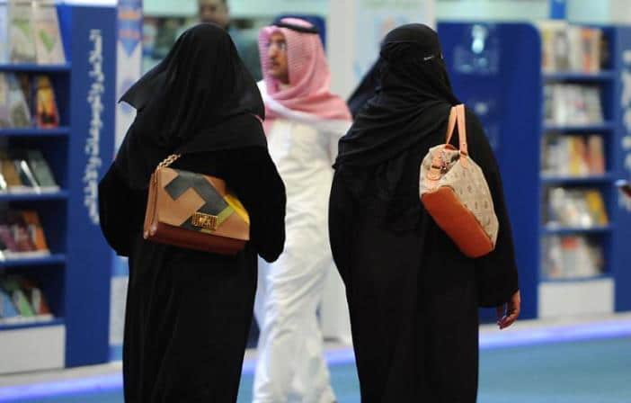 Poligami Arab Saudi