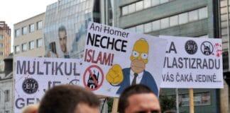 Slovakia Anti Islam
