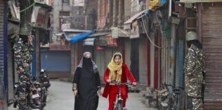India Kashmir/restructuring