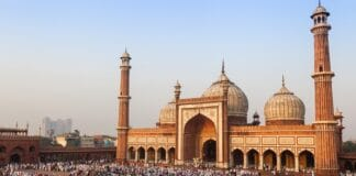 Masjid Jama New Delhi