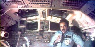Pangeran Sultan Bin Salman Sedang Berada Di Pesawat Luar