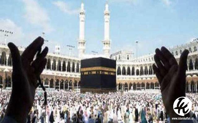 haji ke mekkah