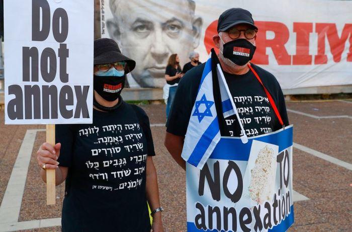Aneksasi Israel Biadab