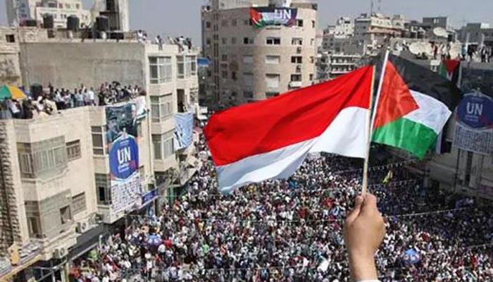 Indonesia Dan Palestina