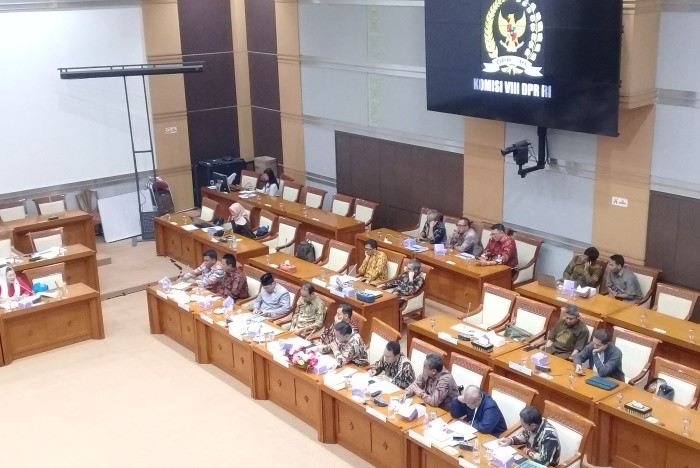 Komisi Viii Dpr Ri