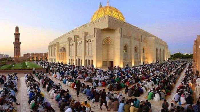 Oman Idul Adha