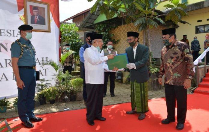Wapres Sukabumi