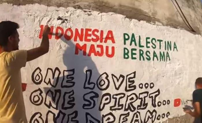 2 Seniman Palestina