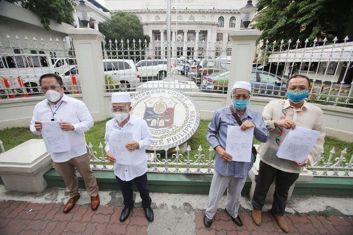 Muslim Mindanao Tolak Uu Anti Terorisme