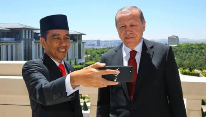 Presiden Jokowi Dan Presiden Erdogan