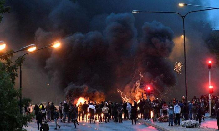 Rusuh Pembakaran Alquran Di Swedia