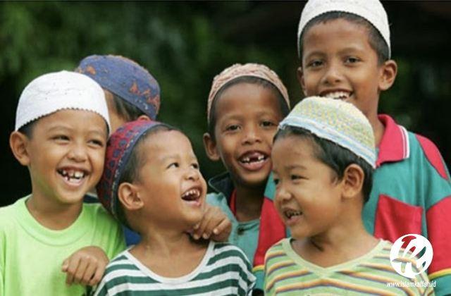 Anak Anak Dalam Islam