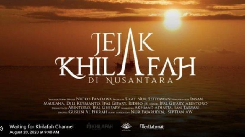 Film Jejak Khilafah Di Nusantara 200820195457 240