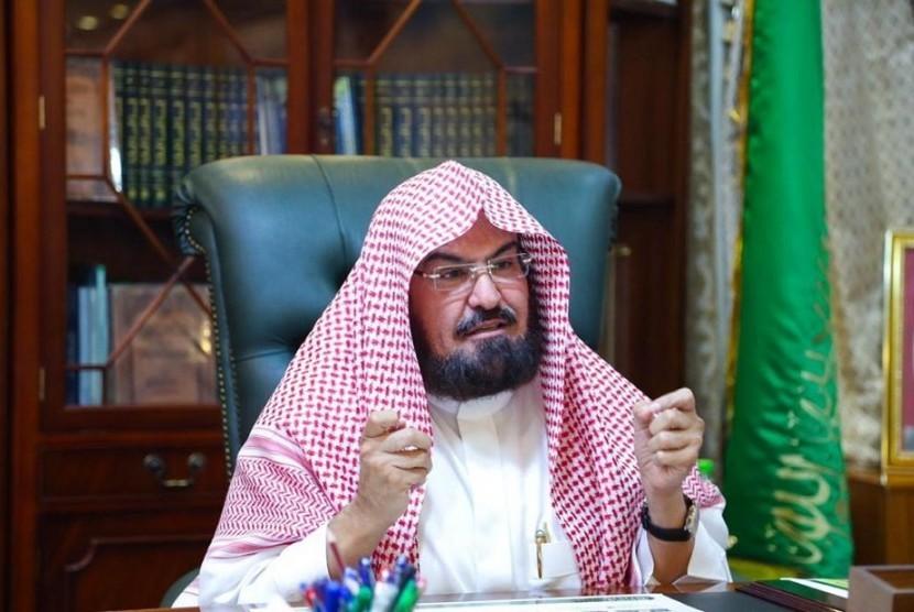 Ketua Umum Dewan Pimpinan Umum Urusan Masjidil Haram Dan 190613093640 509