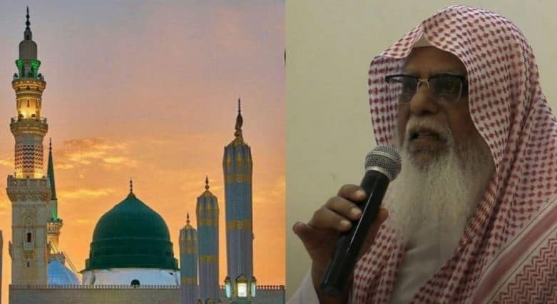 kisah mualaf syaikh al azami dari hindu jadi pengajar di masjid nabawi RpFJDyaktn