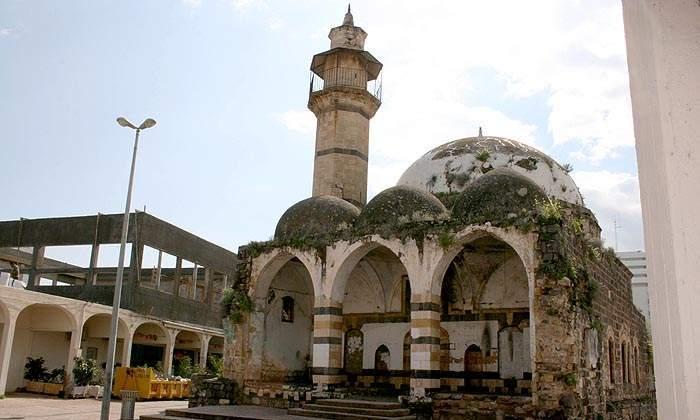 Masjid Tiberias Israel