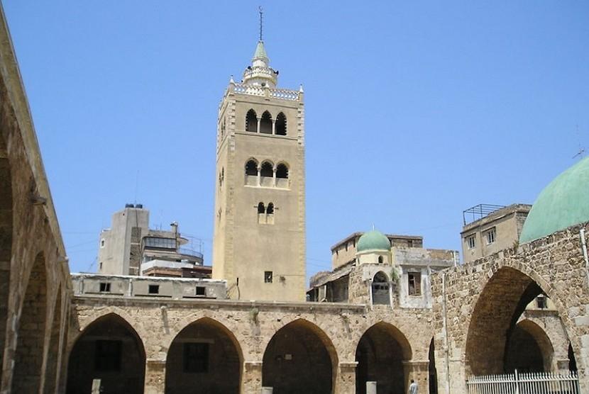 Masjid Agung Tripoli 170417142139 891